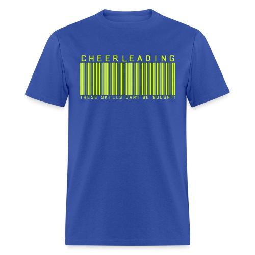 CHEER BARCODE - Men's T-Shirt