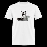T-Shirts ~ Men's T-Shirt ~ MAN UP