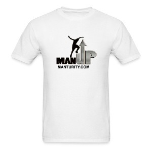 MAN UP - Men's T-Shirt