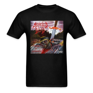 Animated Dead - tombs of Carnage - Men's T-Shirt