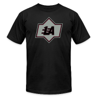 T-Shirts ~ Men's T-Shirt by American Apparel ~ Lethal LA