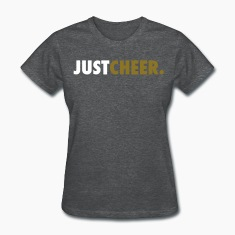 Just Cheer Women's T-Shirts