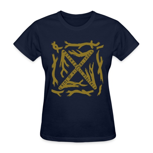 [W] Standard BLUE BLOOD - Women's T-Shirt