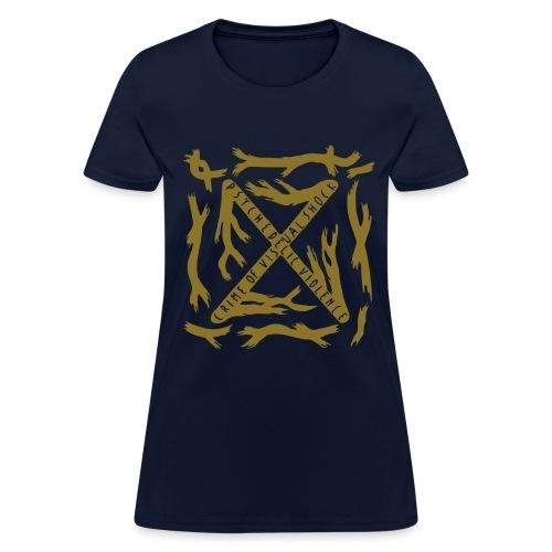 [W] Standard BLUE BLOOD - Women's T-Shirt