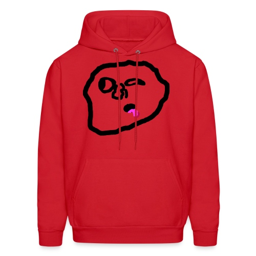 Something on your Face sweatshirt - Men's Hoodie