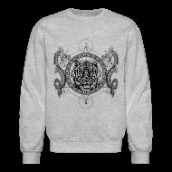 Long Sleeve Shirts ~ Crewneck Sweatshirt ~ Mystic Tiger
