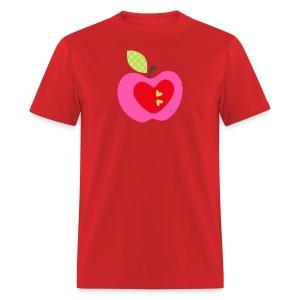 Apple tshirt - Men's T-Shirt