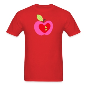 Apple tshirt - Men's T-Shirt