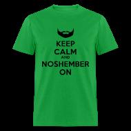 T-Shirts ~ Men's T-Shirt ~ Dude's Keep Calm Shirt