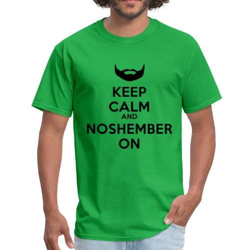 Dude's Keep Calm Shirt - Men's T-Shirt