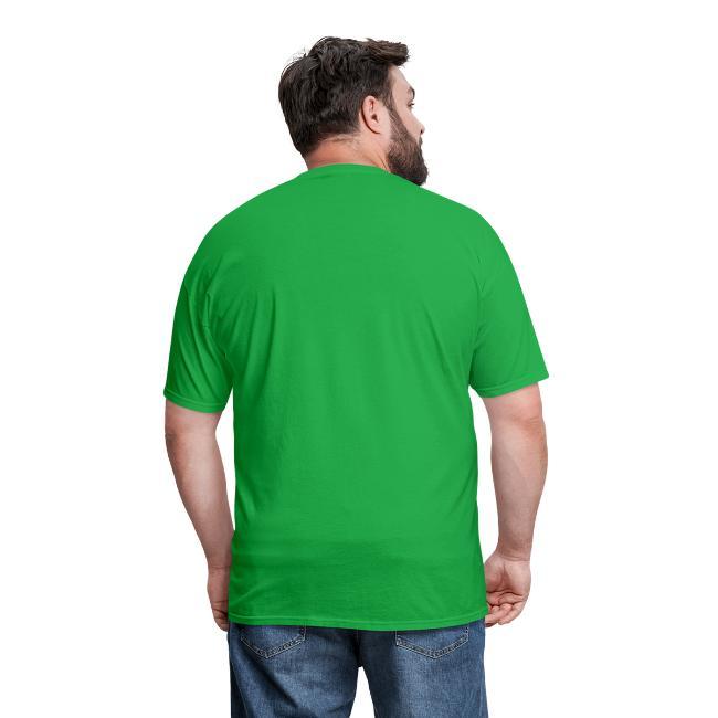 Dude's Keep Calm Shirt