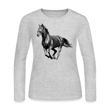 BLACK STALLION WILD FOX COUTURE