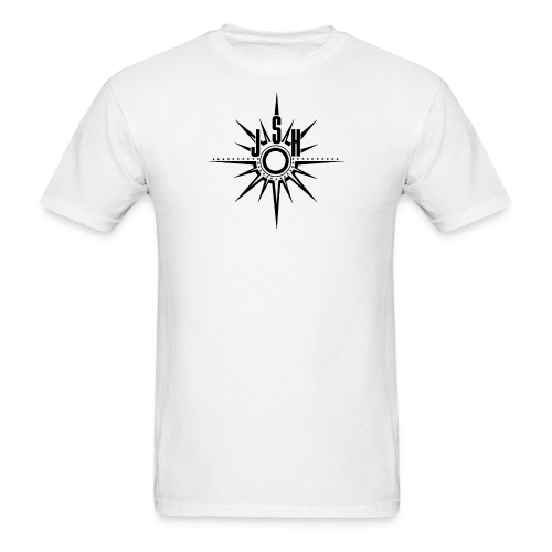 JSH Logo #14-b  - Men's T-Shirt