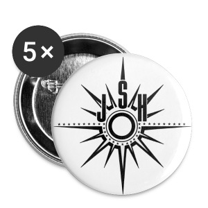 JSH Button Set S Logo #14-b  - Small Buttons