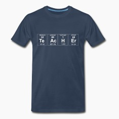 Periodic Table Teacher Elements T-Shirts