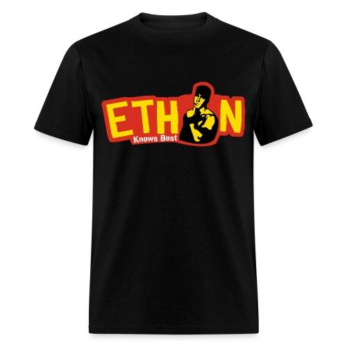 ETHAN Knows Best - Men's T-Shirt