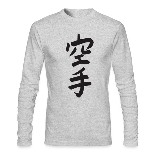 Martial Arts - Men's Long Sleeve T-Shirt by Next Level