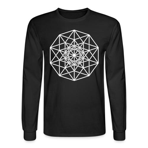 5D Cube Long Sleeve - Men's Long Sleeve T-Shirt