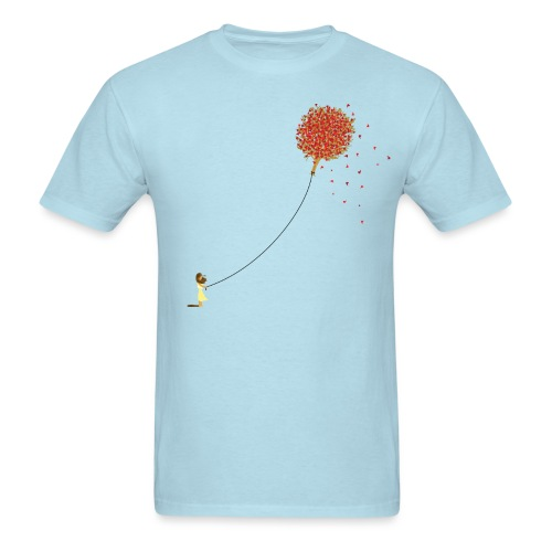Fall Kite (Men's) - Men's T-Shirt