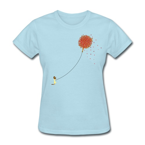 Fall Kite (Women's) - Women's T-Shirt