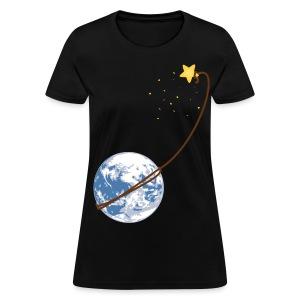 Gravity Rope (Women's) - Women's T-Shirt