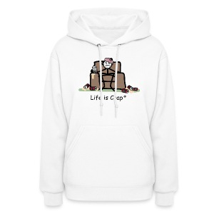 Hangover - Womens Hooded Sweatshirt - Women's Hoodie