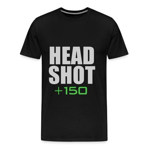 HeadShot! (Mens) - Men's Premium T-Shirt
