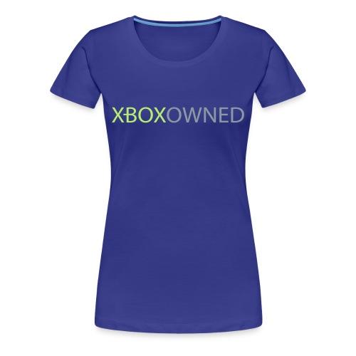 XboxOwned - Women's Premium T-Shirt
