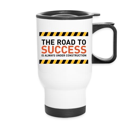 Under Construction Coffee Mug - Travel Mug