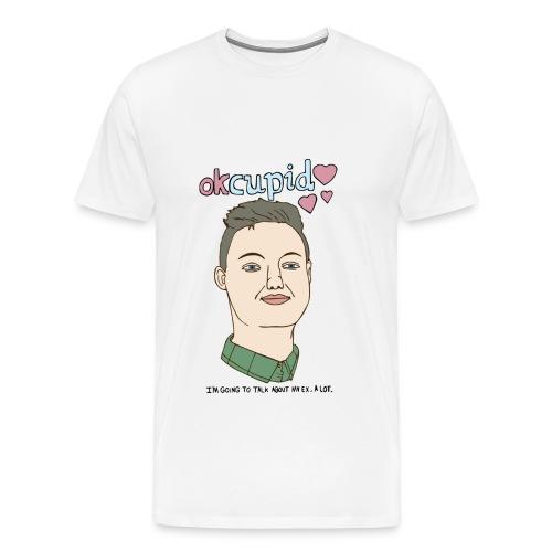 OkCupid - Men's Premium T-Shirt