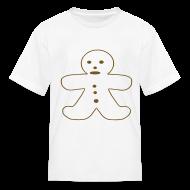 Kids' Shirts ~ Kids' T-Shirt ~ Gingerbread Man
