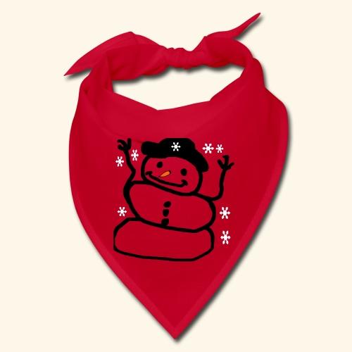 Snowman  - Bandana