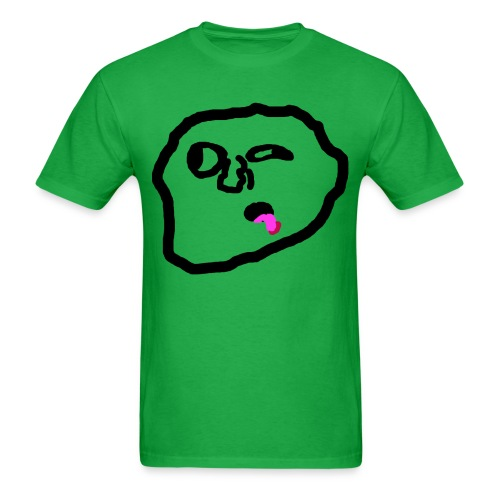 Something on your Face tee - Men's T-Shirt