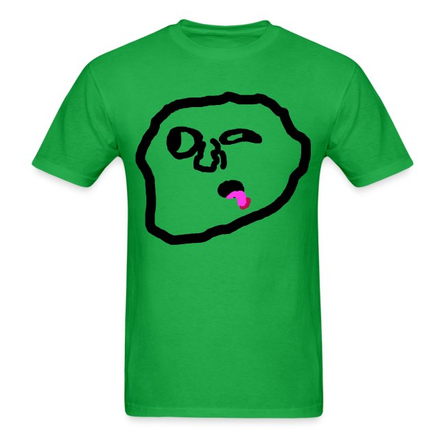 Something on your Face tee