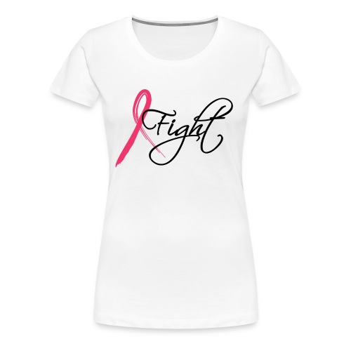 iFight - Women's Premium T-Shirt