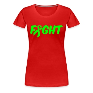 Just Fight - Women's Premium T-Shirt