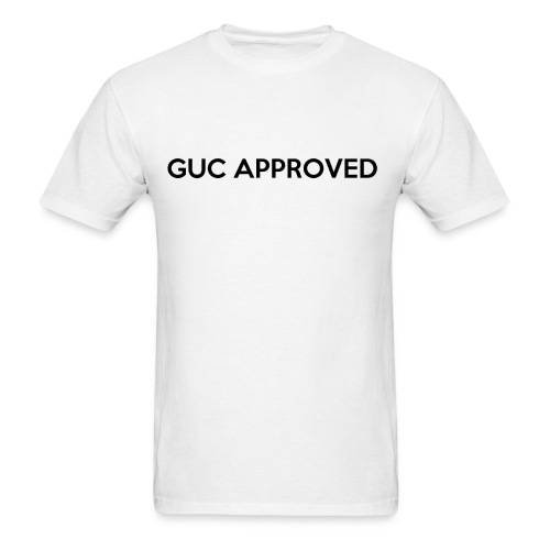 GUC Approved - Men's T-Shirt