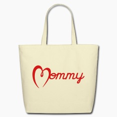 Mommy with Heart MP Bags & backpacks