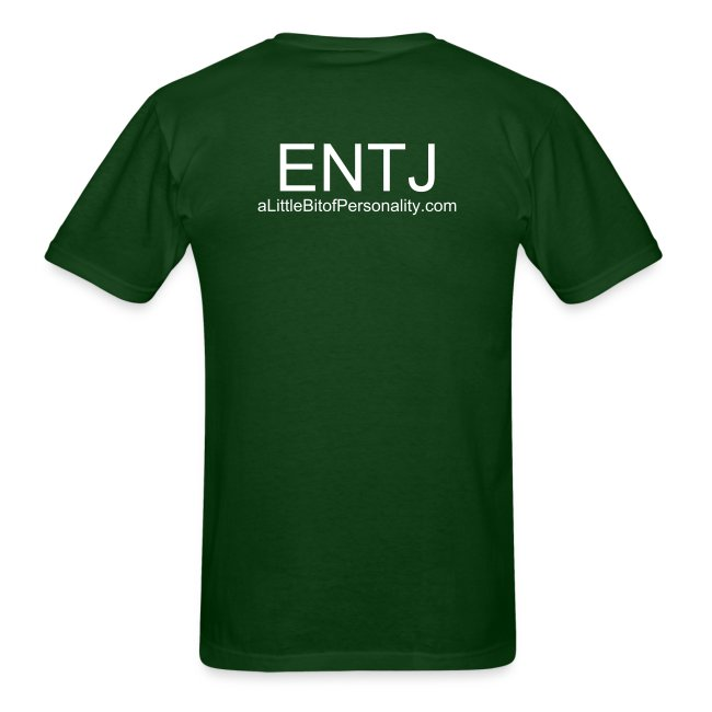 ENTJ ~ Keep Calm and Battle On T-shirt