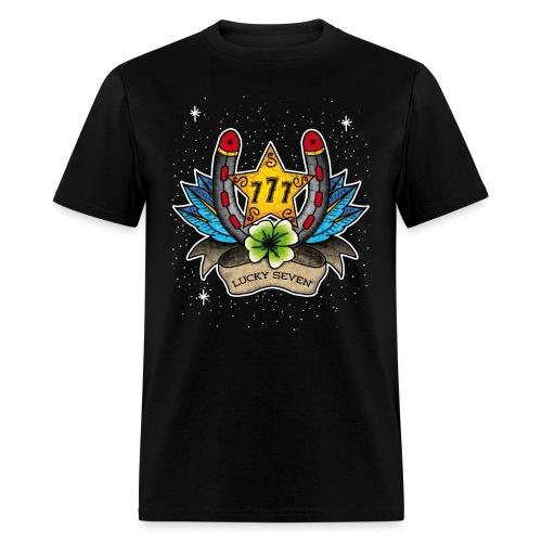 LUCKY SEVEN - Men's T-Shirt