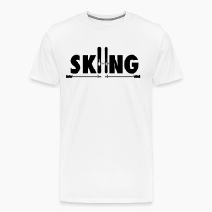 Skiing T-Shirts