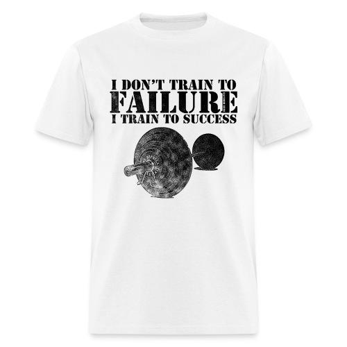 Train For Success - Men's T-Shirt