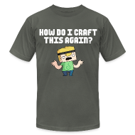 T-Shirts ~ Men's T-Shirt by American Apparel ~ Men's HDICTA T-Shirt