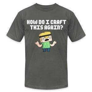 Men's HDICTA T-Shirt - Men's Fine Jersey T-Shirt