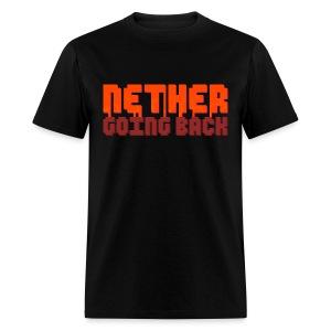 Men's Nether Going Back T-Shirt - Men's T-Shirt