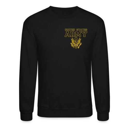 Army Girlfriend sweatshirt  - Crewneck Sweatshirt