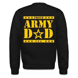 Army Dad - Crewneck Sweatshirt