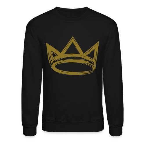 Crown Crewneck - Crewneck Sweatshirt