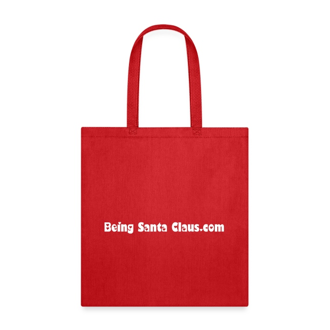 I LOVE SANTA CLAUS - Tote Bag