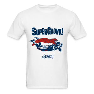 Super Gronk - Men's T-Shirt